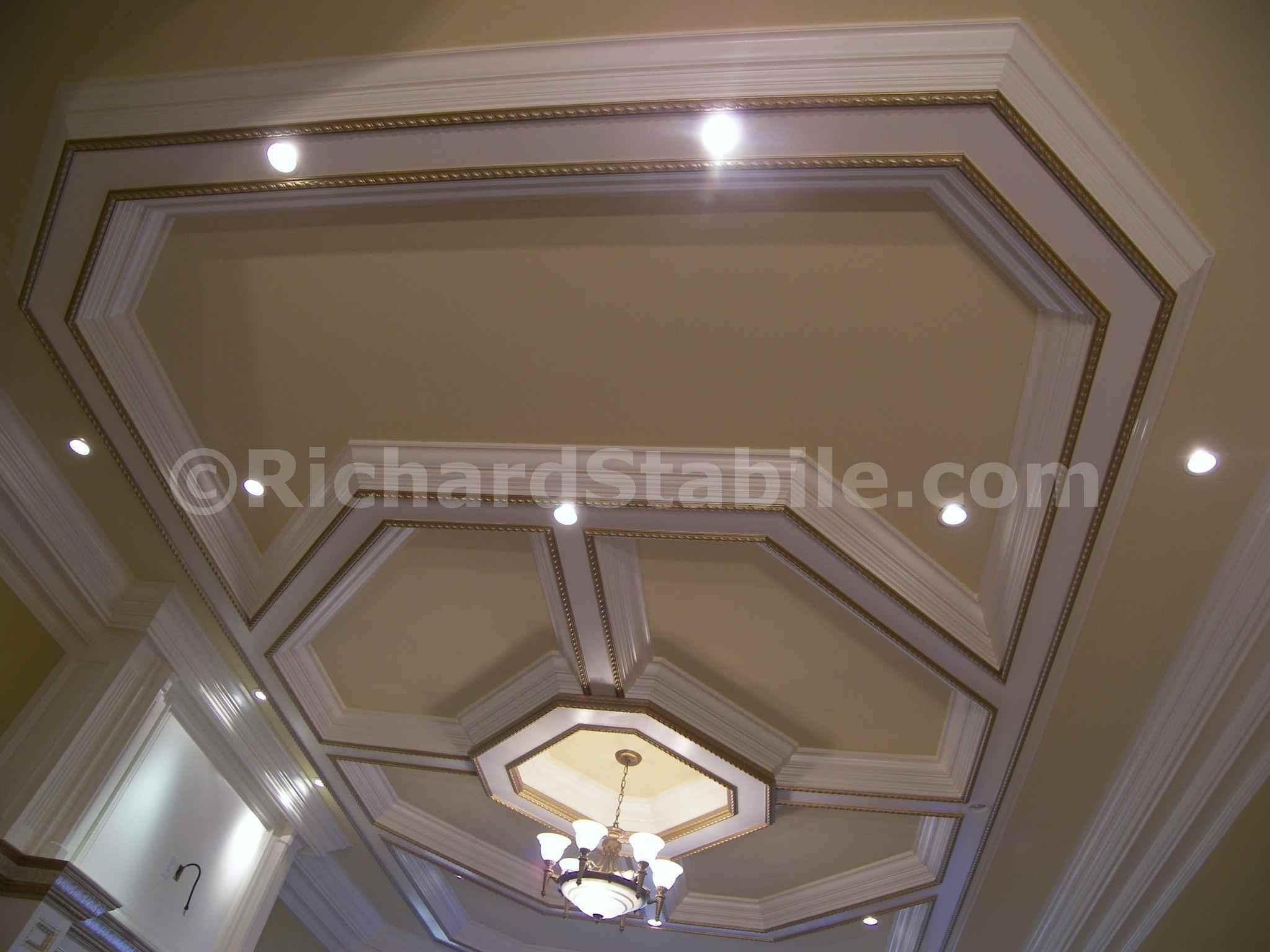 Saddle River Custom Ceiling