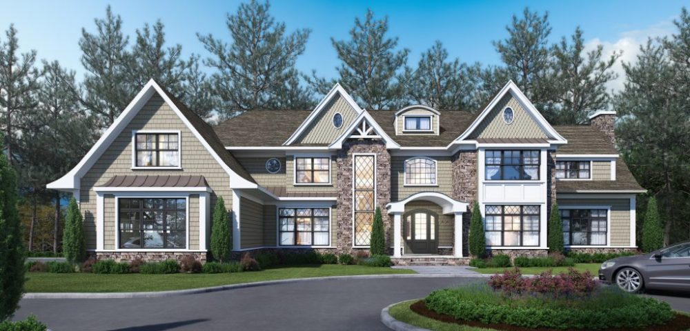 New Saddle River Home